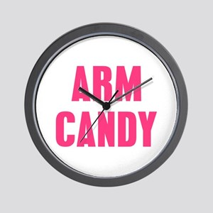 Arm Candy Wall Clock