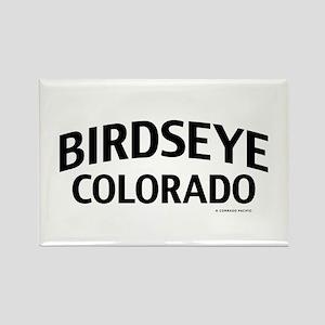 Birdseye Colorado Rectangle Magnet