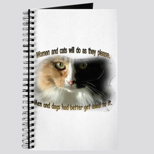 Women and Cats Journal