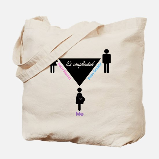 It's Complicated... Tote Bag