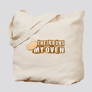 Their buns - My oven Tote Bag