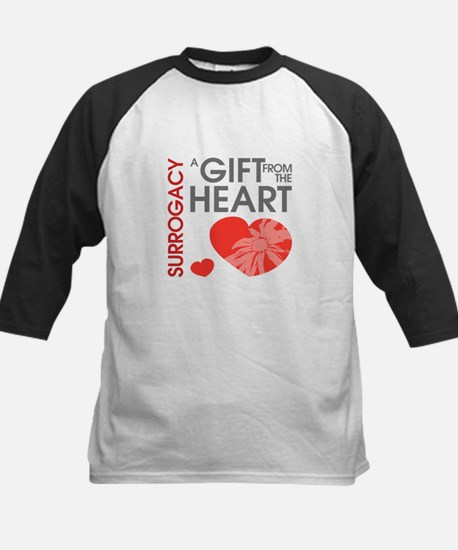 Surrogacy A Gift from the Heart Baseball Jersey