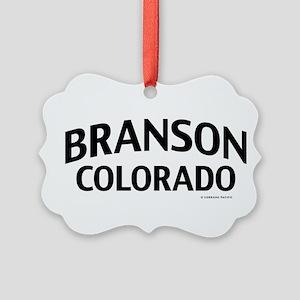 Branson Colorado Ornament
