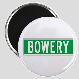 Bowery, New York - USA Magnet