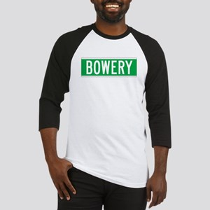 Bowery, New York - USA Baseball Jersey