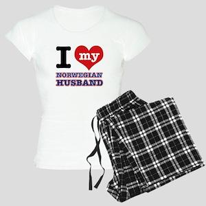 I love my Norwegian Husband Women's Light Pajamas