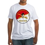 APACHE TROOP Fitted T-Shirt