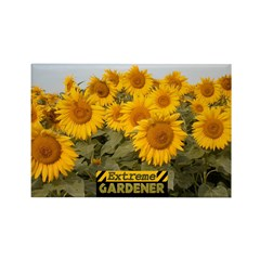 Extreme Gardener Rectangle Magnet (10 pack)