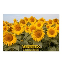 Extreme Gardener Postcards (Package of 8)