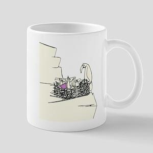 Purple Wings Mug