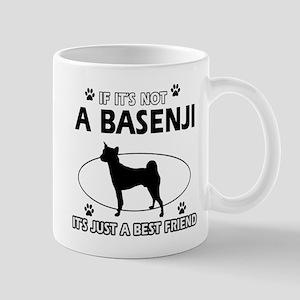 Basenji designs Mug