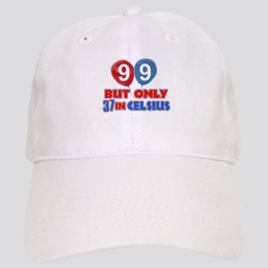 99 year old designs Cap