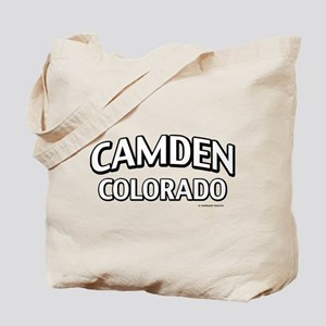 Camden Colorado Tote Bag