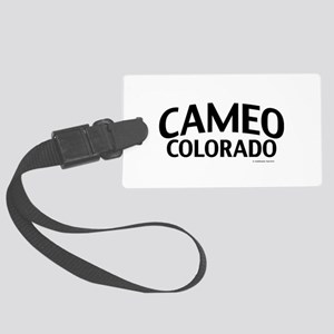 Cameo Colorado Luggage Tag