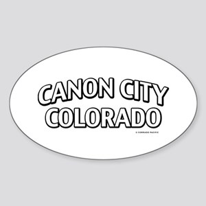 Canon City Colorado Sticker