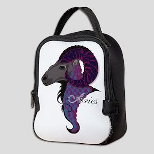 Starlight Aries Neoprene Lunch Bag