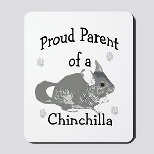 Chinchilla Parent Mousepad