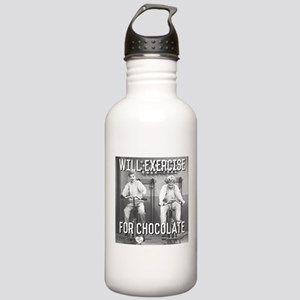 Lucy Ethel Exercise Fo Stainless Water Bottle 1.0L