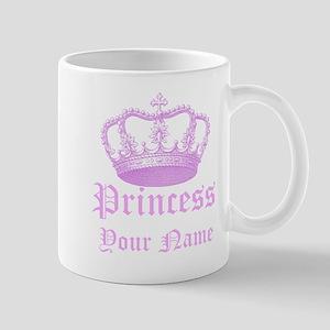 Custom Princess Mug