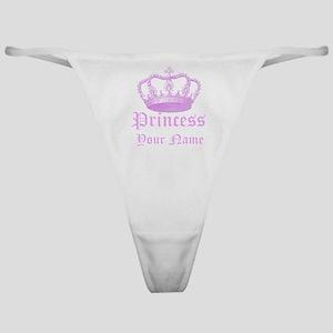 Custom Princess Classic Thong