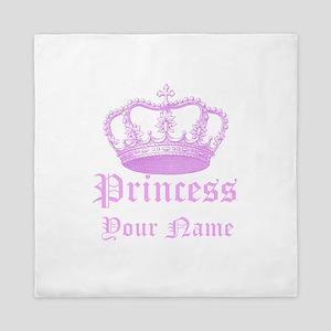 Custom Princess Queen Duvet