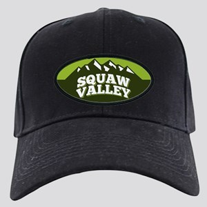 Squaw Valley Green Black Cap