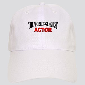 """The World's Greatest Actor"" Cap"