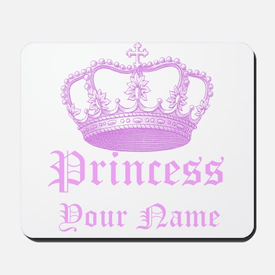 Custom Princess Mousepad