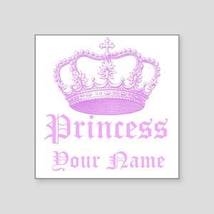 Custom Princess Sticker
