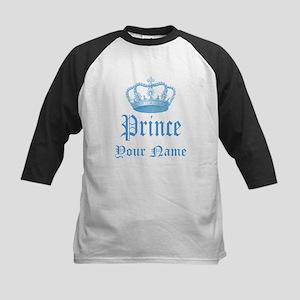 Custom Prince Baseball Jersey