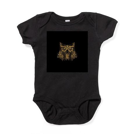 Zentangle Owl Body Suit