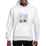 Window #3 Hooded Sweatshirt