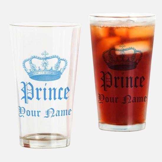 Custom Prince Drinking Glass