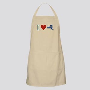 I Love New York Apron