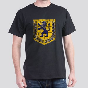 Jerusalem: Lion of Judah Crest Dark T-Shirt
