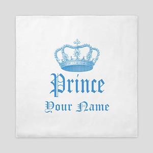 Custom Prince Queen Duvet