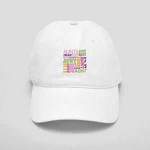 Best Aunt Design Gift Cap