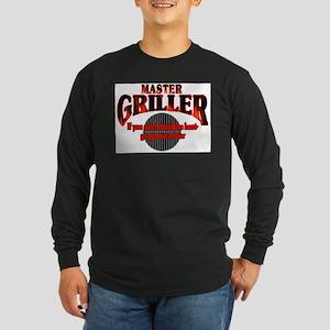 Master Griller Long Sleeve Dark T-Shirt