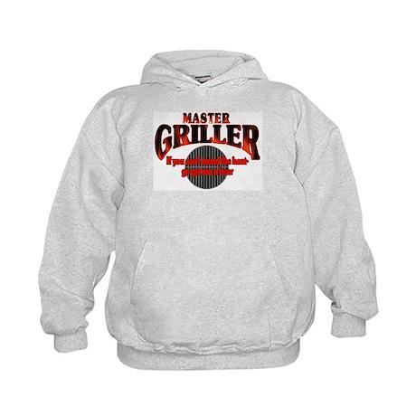 Master Griller Kids Hoodie