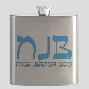 NJB - Nice Jewish Boy Flask