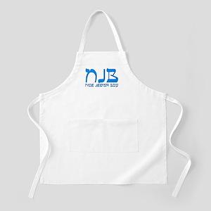NJB - Nice Jewish Boy Apron