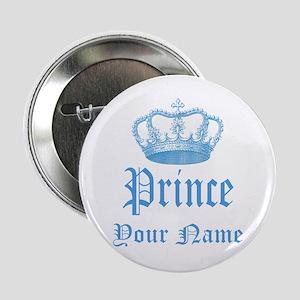 "Custom Prince 2.25"" Button"