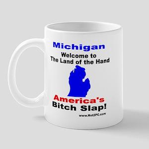 bitchslap Mug