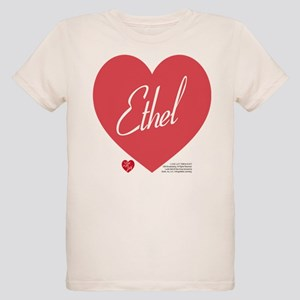 Hearts Ethel Organic Kids T-Shirt