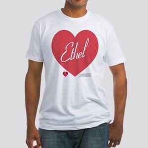 Hearts Ethel Fitted T-Shirt