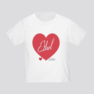 Hearts Ethel Toddler T-Shirt