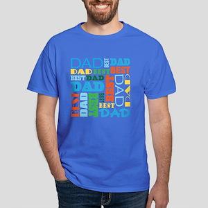 Best Dad Gift Dark T-Shirt