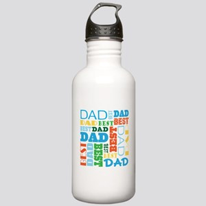 Best Dad Gift Stainless Water Bottle 1.0L