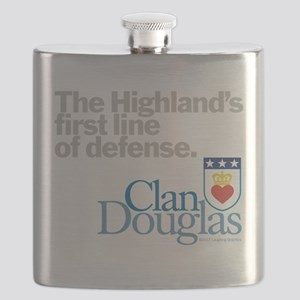First Line Flask