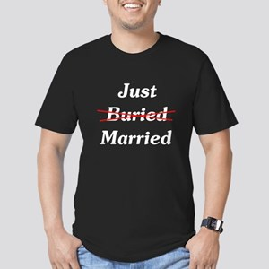 Just (Buried) Married T-Shirt